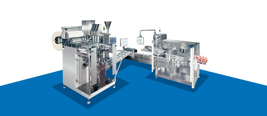STICK AND SACHETS PACKAGING MACHINES UNIVERSAL PACK